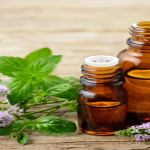 What essential oils are good for the flu?