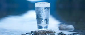 Stop Dehydration with Oxygenated Water